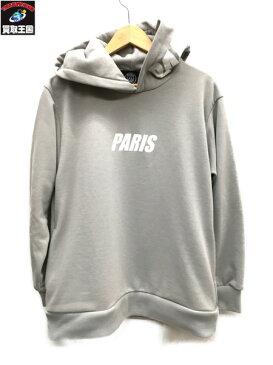 Paris Saint-Germain/パリサンジェルマン/MINI LOGO HOODY P/O/ロゴフーディー/パーカー/S【中古】