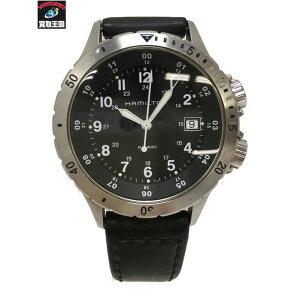 HAMILTON手表/卡其色H744511黑色[二手]