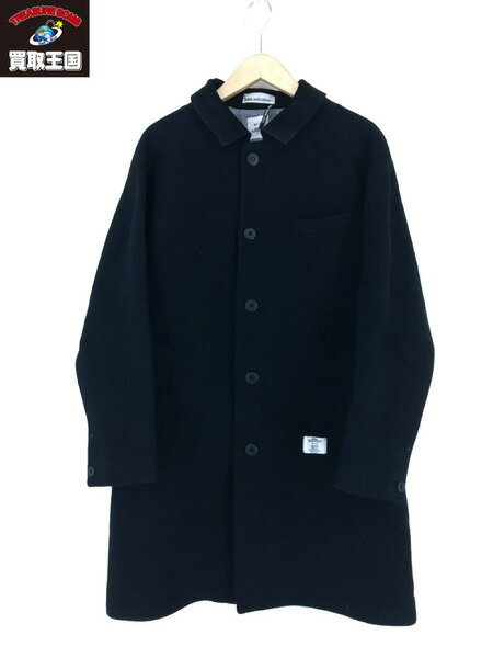 メンズファッション, コート・ジャケット BEDWIN THE HEARTBREAKERS Wool Coat Black