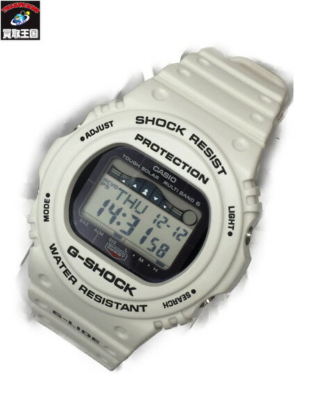 CASIO G-SHOCK GWX-5700CS G-LIDE カシオ ジーショック Gショック ジーライド 腕時計 電波 ソーラー ウォッチ【中古】[▼]