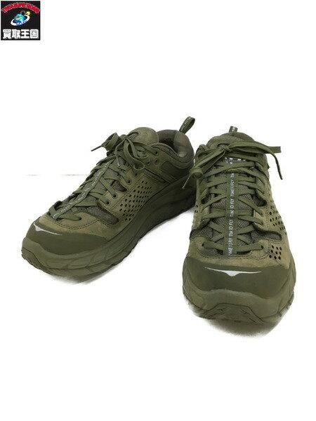 メンズ靴, スニーカー HOKAONEONE TOR ULTRA LOW WP (27.5)