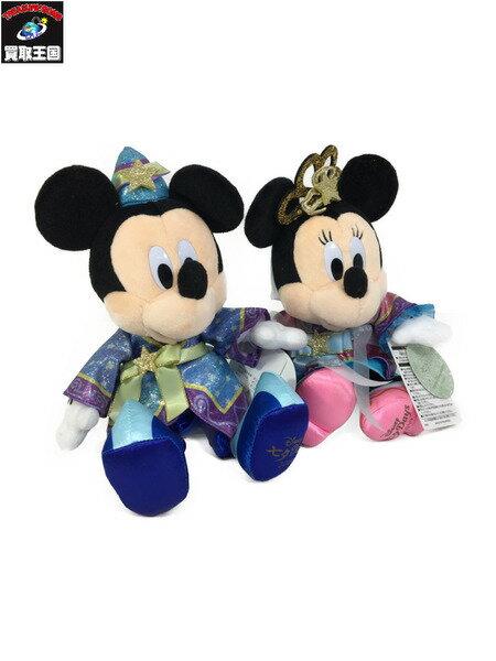 TOKYO Disney RESORT 七夕デイズ2019 ミッキー&ミニー セット【中古】画像