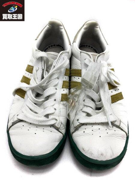 メンズ靴, スニーカー adidas FOREST HILLS AQ0921 26.5 GRN WHT
