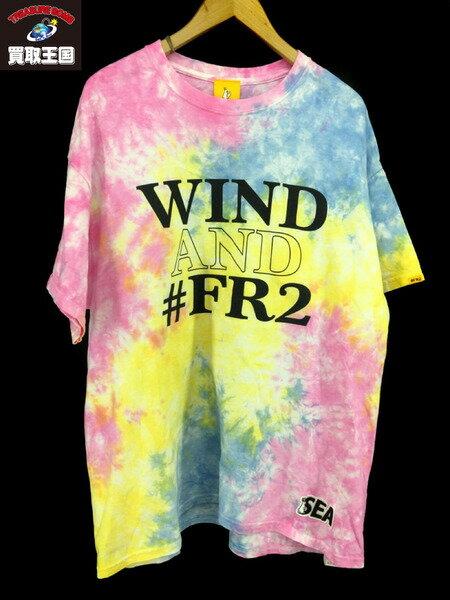 トップス, Tシャツ・カットソー WIND AND SEAFR2 20SS S S sizeXL