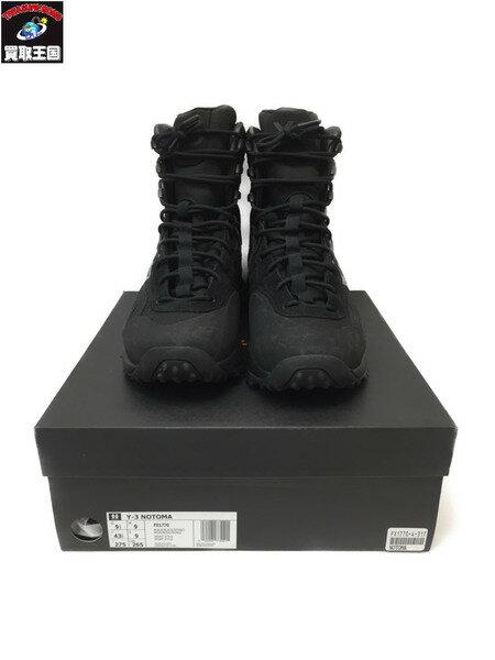 ブーツ, その他 adidas Y-3 NOTOMA27.5cmFX1770