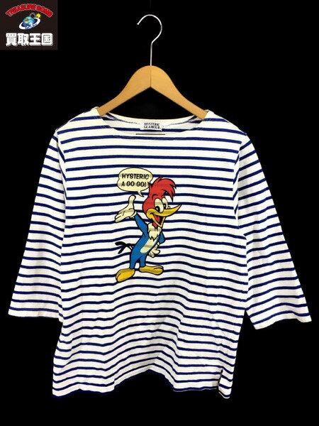 トップス, Tシャツ・カットソー HYSTERIC GLAMOUR 0243CL05 SS