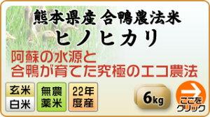 合鴨米・無農薬・無科学肥料栽培・一等米白米・7分搗き・玄米を選択できます!無農薬栽培 合鴨...