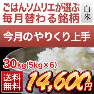 【11月のやりくり上手】高知県産にこまる 30kg(5kg×6袋)【エコファーマー認定米】【特別栽培米】【白米】【28年度産】【送料無料】〈特Aランク〉