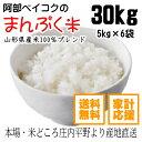 29年 米 30kg 送料無料白米 『まんぷく米』 30kg【5kgX...