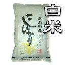 【新米!令和2年産】【送料無料(一部地域を除く)】新潟県産コシヒカリ 5kg袋 〔令和2年産〕 新潟米のスタンダード!新潟から産地直送でお届けします♪