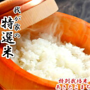 秋田県産特別栽培米あきたこまち玄米10kg