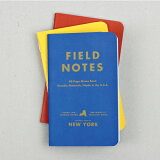 FIELD NOTES[フィールドノート]CountyFair-NY 3pack