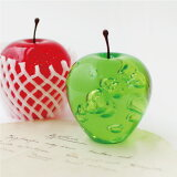DETAIL[ディテール]APPLE Acrylic Paper Weight