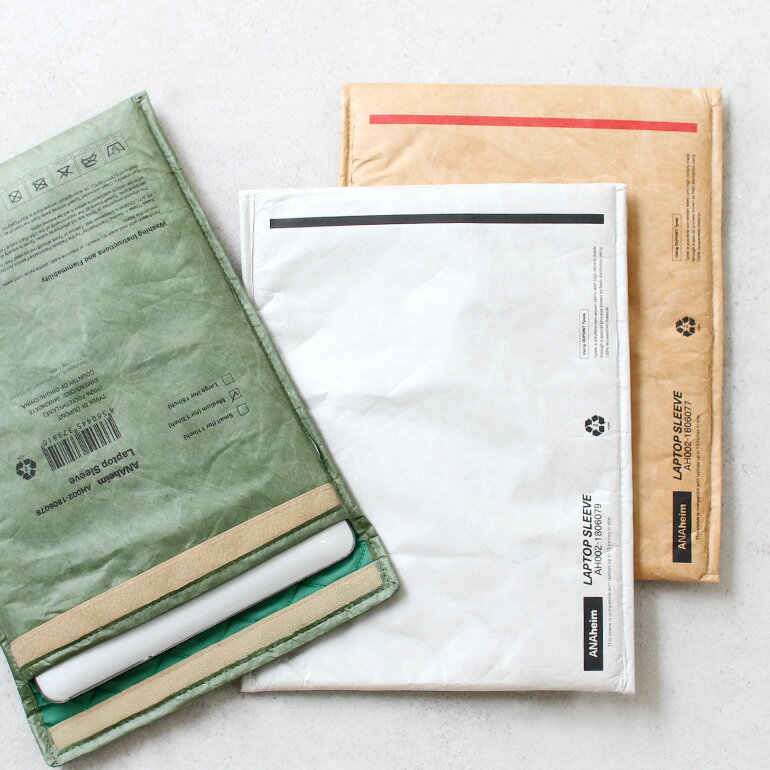 ANAHEIM HOUSEHOLD GOODS[アナハイムハウスホールドグッズ]Anaheim Laptop Sleeve(13inch用PCケース)