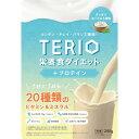 【送料無料(ネコポス)】TERIO 栄養食ダイエット+プロテイン 200g【テリオ 簡単 たんぱく質 乳酸菌 カルシウム 食物繊維 必須アミノ酸】