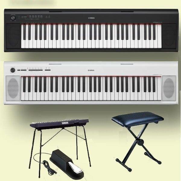 ピアノ・キーボード, キーボード・シンセサイザー YAMAHA NP-12 NP-12WH piaggero L-2L