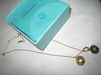ティファニーK18YG(750)ネックレス【】