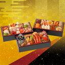 商品画像:イオンの通信販売サクワの人気おせち2018楽天、割烹料亭千賀 迎春おせち料理「鶴千寿」(和風/冷蔵/おせち料理)