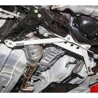 トヨタ 86(ZN6)/スバル BRZ(ZC6)補強パーツ メンバーブレース フロント