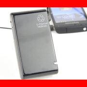 パケット モバイル バッテリー ブラック ポイント