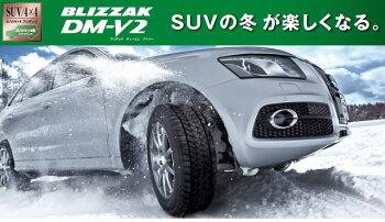 【国産スタッドレスタイヤ単品】245/60R18ブリヂストンブリザックDM-V2新品1本のみ