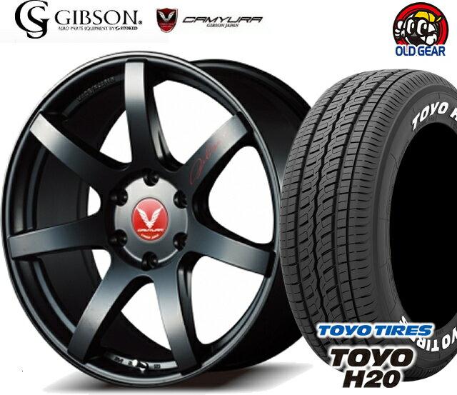 タイヤ・ホイールセット, サマータイヤ・ホイールセット 200 4 GIBSON CAMYURA 21565R16 16TOYO H20