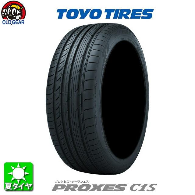 国産タイヤ単品 245/45R17 TOYO トーヨータイヤ プロクセス C1S 新品 1本のみ
