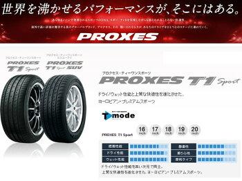 【サマータイヤ】255/40R18トーヨータイヤプロクセスT1S4本セットTOYOPROXEST1Sヨーロピアン・プレミアムスポーツ
