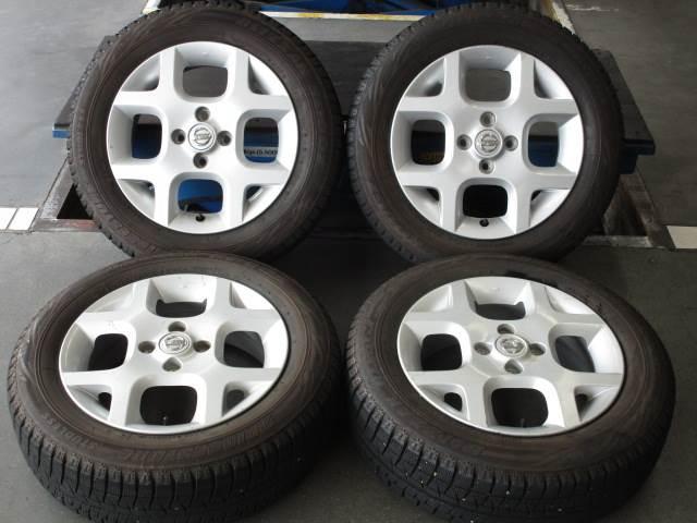 タイヤ・ホイール, サマータイヤ・ホイールセット  4 17565R15 15x5.5J50 4H100 SD-7