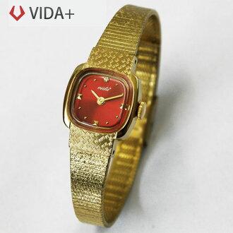 VIDA + (Vida PRAS) analog quartz ladies watch 83912 RD