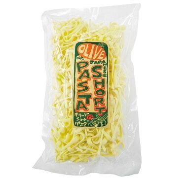 オリーブショートパスタ 180g【 小豆島 共栄食糧 麺の里庄八 オリーブ パスタ サラスパ オリーブ 】