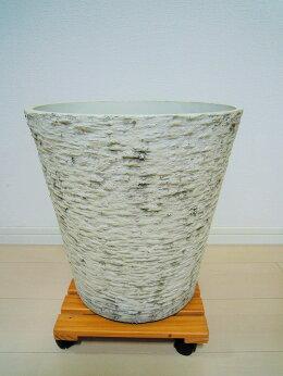 植木鉢ファイバー入り(0068)