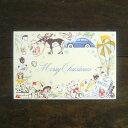 かわいい絵柄のグリーティングカード♪クリスマスカード