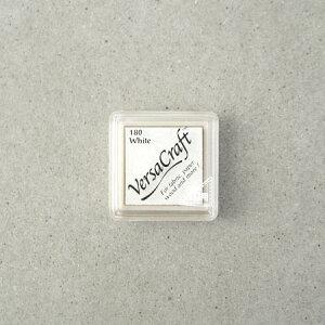 Versa Craft インクパッド Sサイズ(ホワイト)
