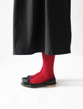 フレンチブル ソフトハイソックス French Bull 靴下【メール便選択で送料無料】【レディース 暖かい おしゃれ 黒】