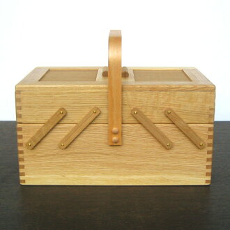If the design Kurashiki sewing box