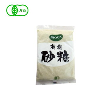 【ビオカ】有機 砂糖 300 オーガニック 調味料 砂糖 上白糖ブラジル産 サトウキビ
