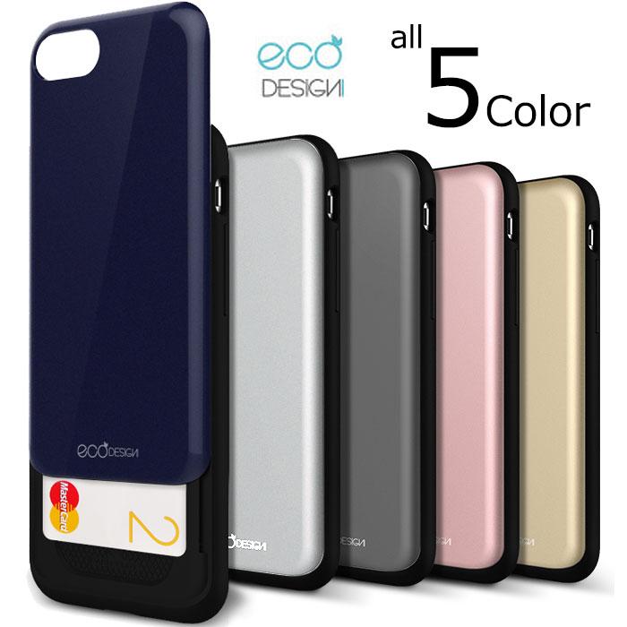 スマートフォン・携帯電話用アクセサリー, ケース・カバー ECODESIGN Slide Bumper Galaxy S8 SC-02J SCV36S8 S8 plus SC-03J SCV35