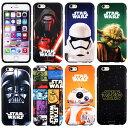 [Star Wars Double Bumper スターウォーズ バンパーケース] スマホケース iPhone6 iPhone6S iP……