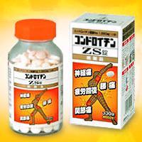 【第3類医薬品】 コンドロイチンZS錠 330錠