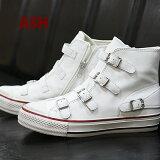 2/23再入荷 【あす楽】 【 日本正規取扱店 】 ASH sneaker スニーカー Virgin WHITE アッシュ レザー 靴 レディース shoes