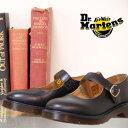 【 ポイント10倍 】 正規品 Dr.Martens INDICA MARY JANE レディース 16510001 ドクターマーチン メリージェーン インディカ ワンストラップ シューズ 靴 【マーチン 8ホール 3ホール に並ぶ人気シリーズ】