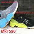 【 セール sale 】【 日本正規取扱店 】 NEW BALANCE MRT580 UG( BLACK ) UR( GRAY ) ニューバランス