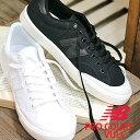 【★あす楽★】【★日本正規取扱店★】 NEW BALANCE PRO VULC SEC(white) SEX(black