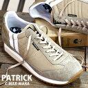 【★交換送料片道無料★】 【★あす楽★】【正規取扱店】【spot カラー】 PATRICK sneaker C.MAX MARA BGE (502363) パトリック スニーカー クールマックス・マラソン レディース メンズ スニーカー
