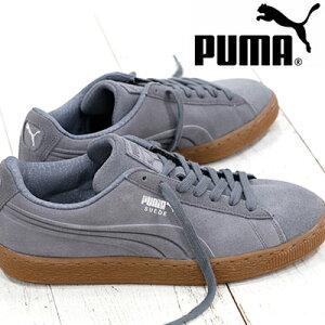 【あす楽】 PUMA SUEDECLASSIC DEBOSSD 361098-01 Steel Gray-Peacoat プーマ スエード クラシック メンズ スニーカー
