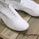 【 日本正規取扱店 】 【 セール sale 】 正規品 repetto メンズ zizi 靴 388C BLANC WHITE レペット ジジ オム ホワイト