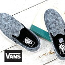 【あす楽】 VANS Classic Slip-On (Pe...