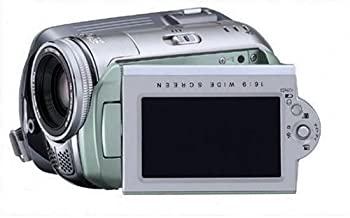 【中古】JVCケンウッド ビクター ハードディスクムービー ハーブグリーン GZ-MG67-G