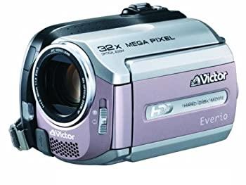 【中古】JVCケンウッド ビクター Everio エブリオ ビデオカメラ ハードディスクムービー 30GB GZ-MG155-P